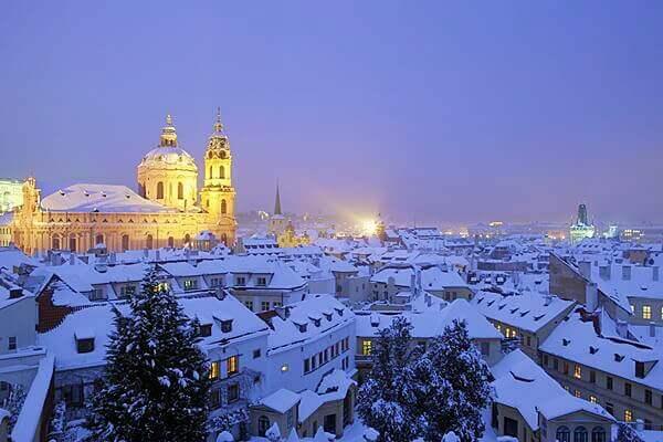 Praga no inverno 2 - Cidade de Praga: dicas de viagem pra capital da República Tcheca