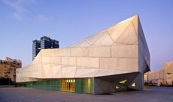 Museu em Tel Aviv
