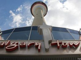 Torre de Calgary canada