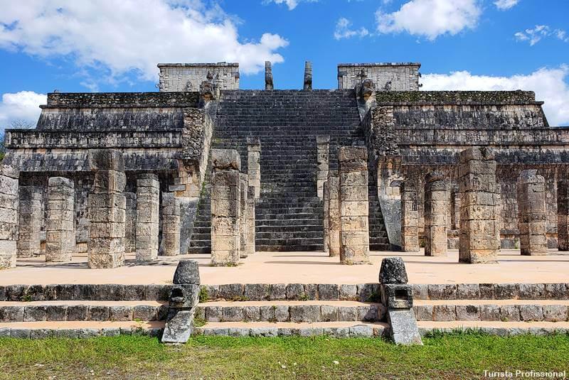 construcoes do Chichen Itza Mexico - Chichén Itzá [México]: dicas para visitar e história