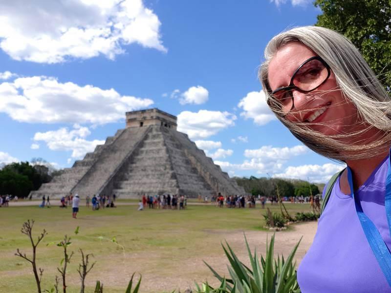 pirâmide Chichén Itzá