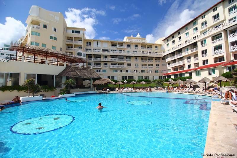 hoteis em cancun - Hotel em Cancún: onde nos hospedamos