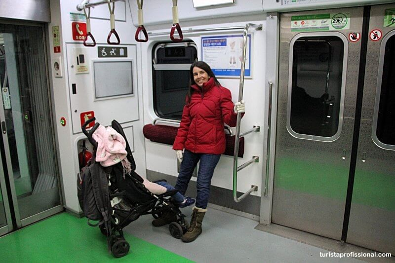 metro de Seul - Dicas de Seul: tudo o que você precisa saber