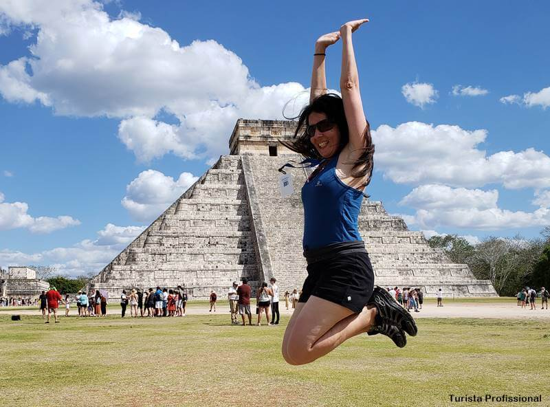 Pirâmide no México