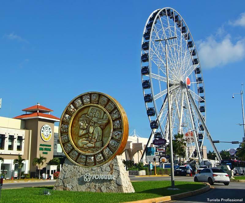 pontos turisticos de Cancún