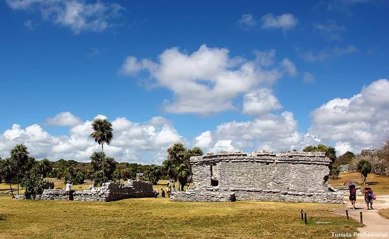 o que ver em Tulum - Dicas de Tulum: o sítio maia à beira-mar!