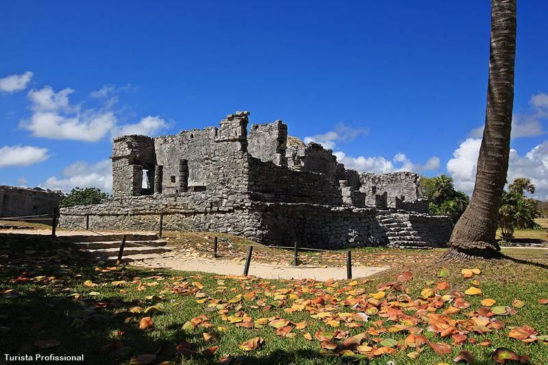 Onde fica Tulum o sítio arqueológico