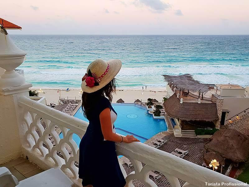 hotel cancún praia