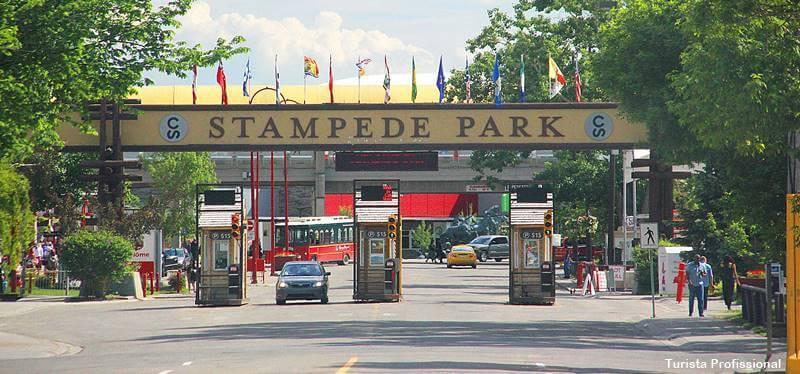 stampede park calgary - O que fazer em Calgary: 8 pontos turísticos