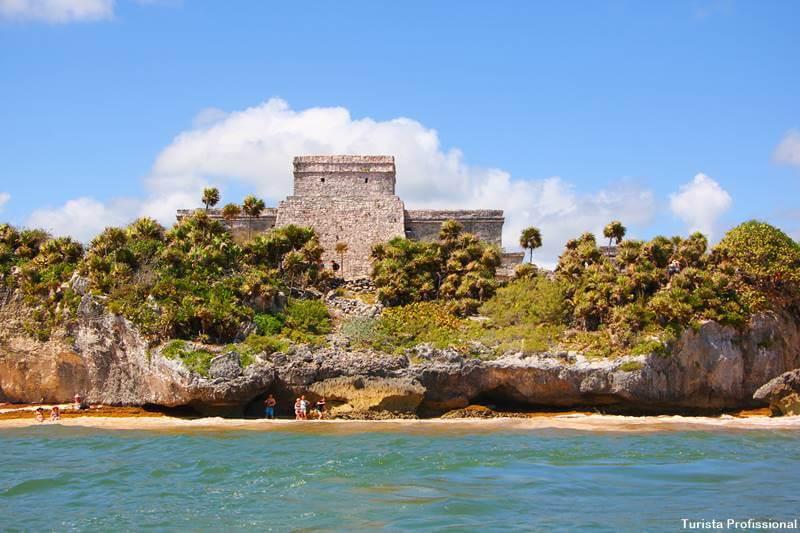 tulum passei de barco - Dicas de Tulum: o sítio maia à beira-mar!
