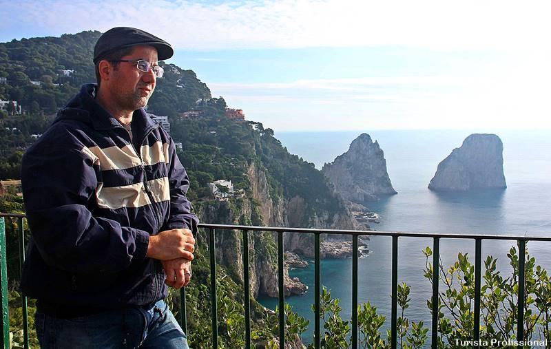 turista profissional 5 - O que fazer em Capri, na Itália, como chegar e onde ficar