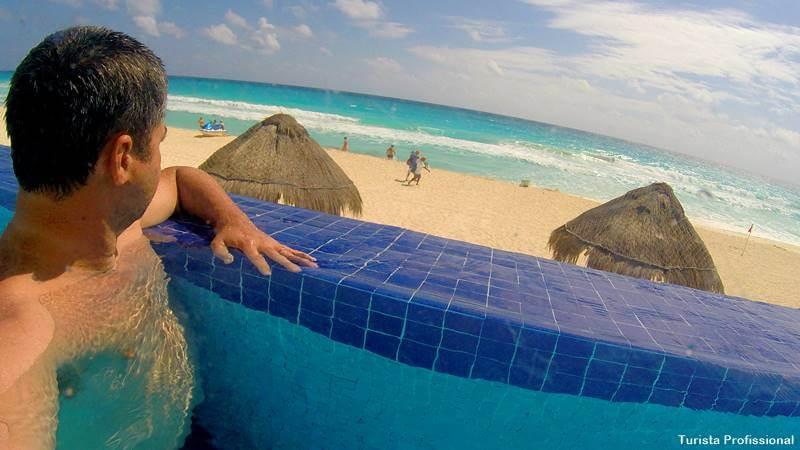 Cancún praia