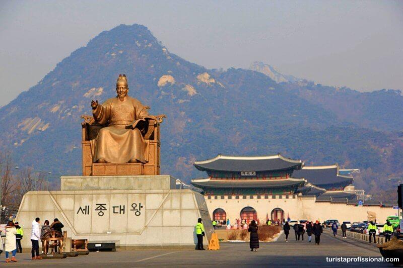 viagem para Seul