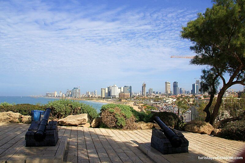 viagem para Tel Aviv - O que fazer em Tel Aviv e Jaffa