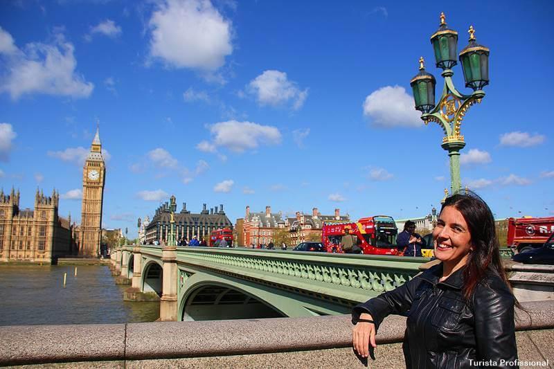 pontos turísticos de Londres