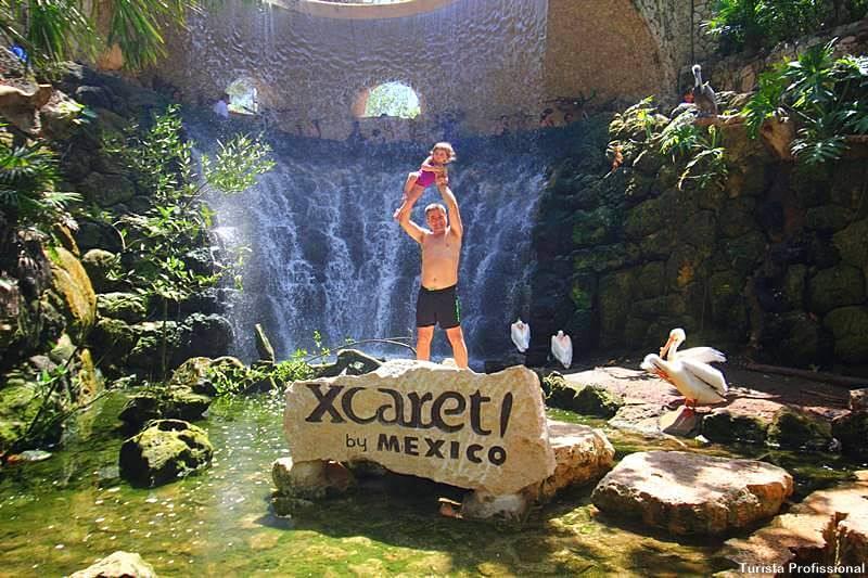 Parque Xcaret no México