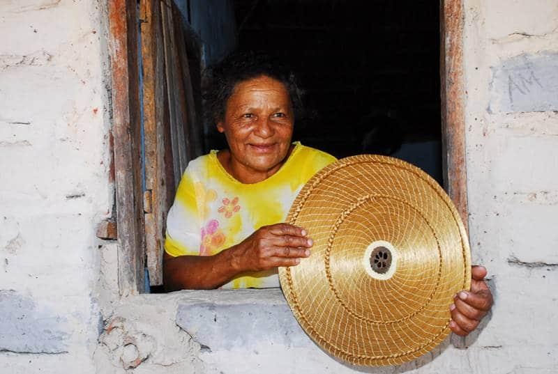Artesanato em Capim Dourado - Dicas do Jalapão para quem vai pela primeira vez