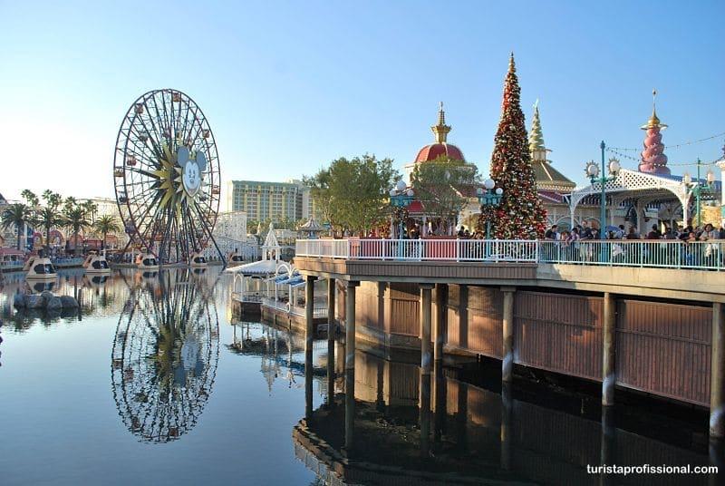 Disney Adventure California - O que fazer em Los Angeles: principais pontos turísticos