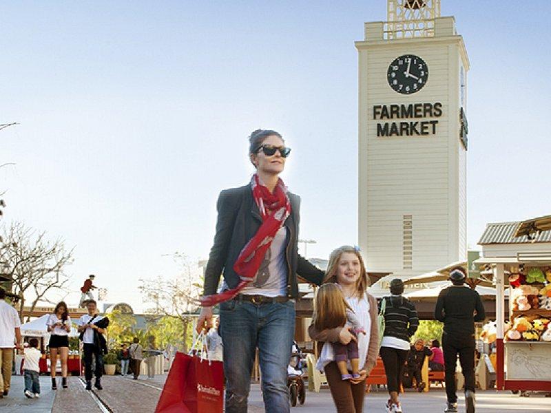 Farmers Market L.A