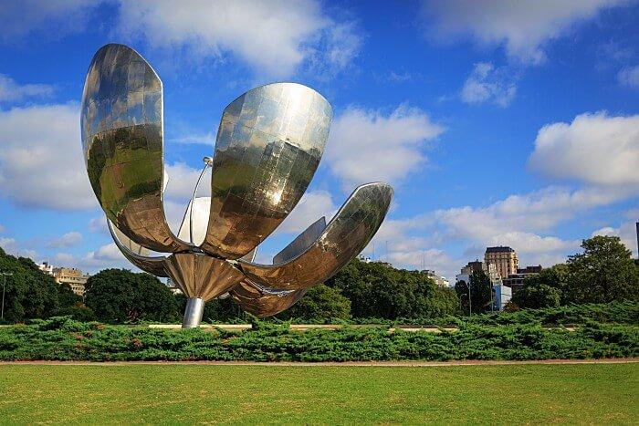 Floraris generica - O que fazer em Buenos Aires: principais pontos turísticos