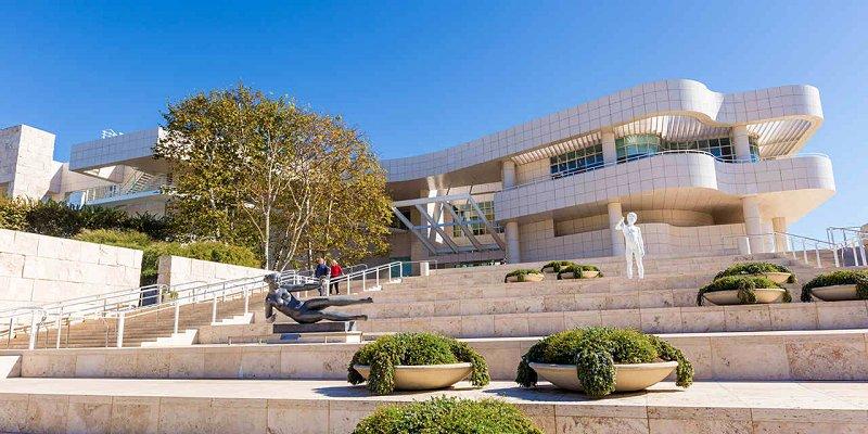 Getty Centes em Los Angeles - O que fazer em Los Angeles: principais pontos turísticos