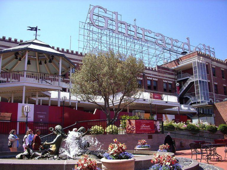 Ghirardelli Square - O que fazer em San Francisco: principais pontos turísticos