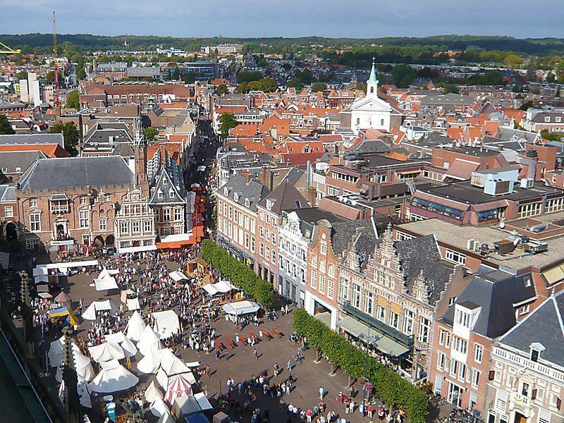 Haarlem - Cidades da Holanda para visitar além de Amsterdam