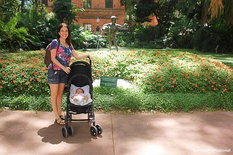 Jardim Botanico de Buenos Aires - O que fazer em Buenos Aires: principais pontos turísticos