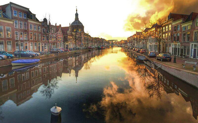 Leiden - Cidades da Holanda para visitar além de Amsterdam