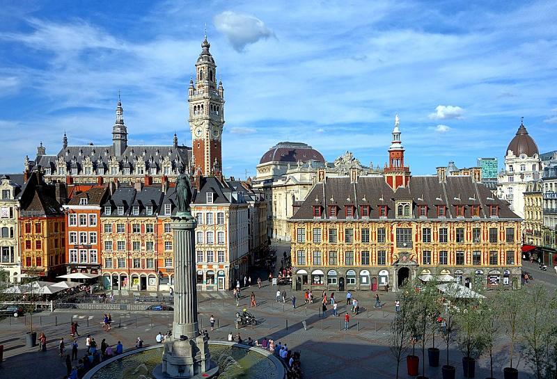 Lille - Dicas de passeios bate e volta de Bruxelas