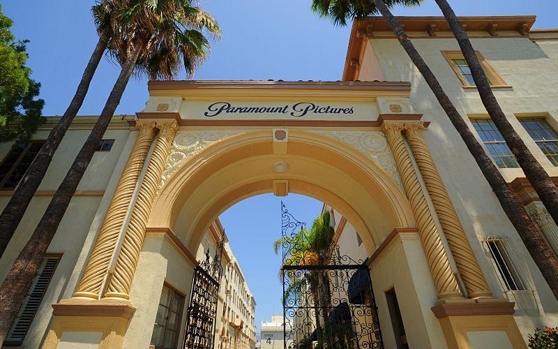 Estúdios da Paramount