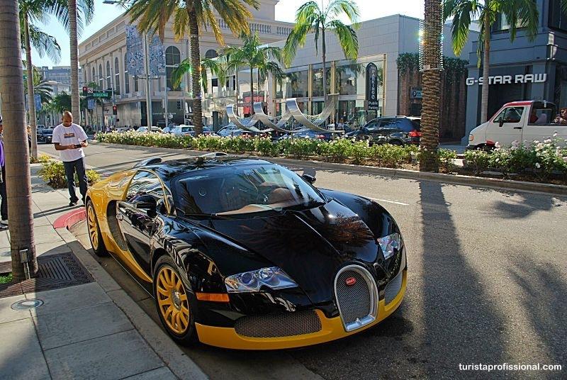 Rodeo Drive - O que fazer em Los Angeles: principais pontos turísticos
