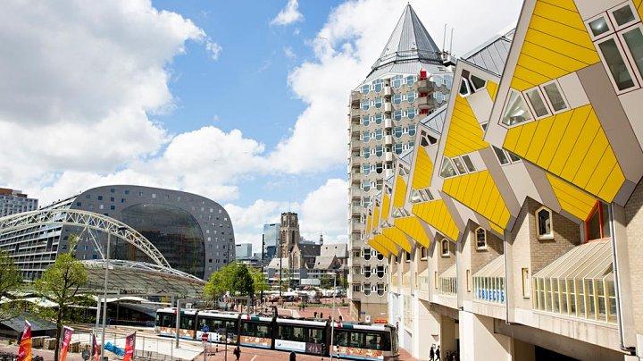 Rotterdam - Cidades da Holanda para visitar além de Amsterdam