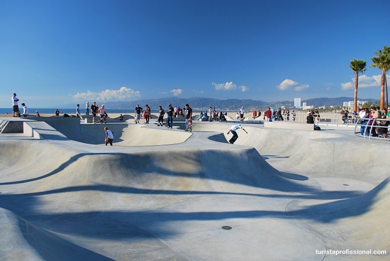 Venice Beach - Roteiro de 1 dia por Hollywood, Beverly Hills e Rodeo Drive