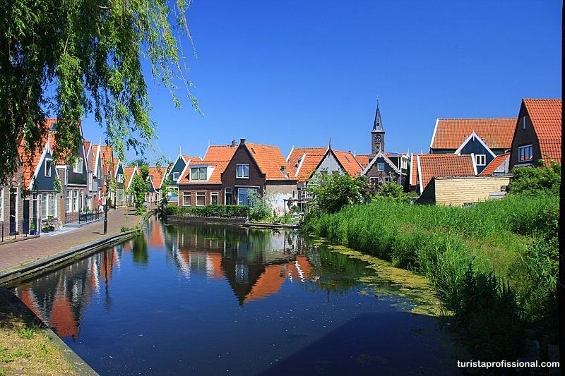 Volendam na Holanda - Cidades da Holanda para visitar além de Amsterdam