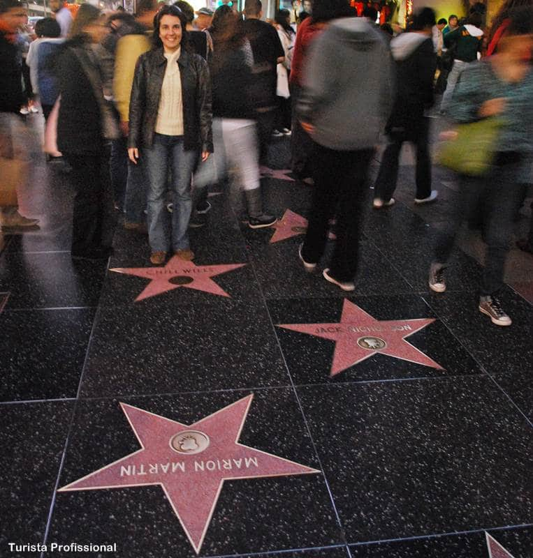 calcada da fama hollywood - Roteiro de 1 dia por Hollywood, Beverly Hills e Rodeo Drive