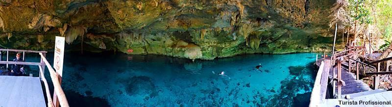 Significado de Cenote Dos Ojos