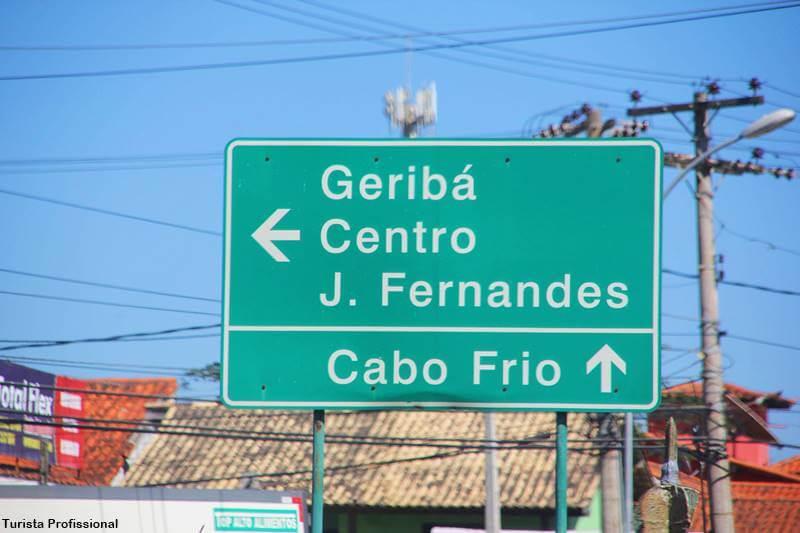 como ir a cabo frio de onibus - Como chegar a Cabo Frio