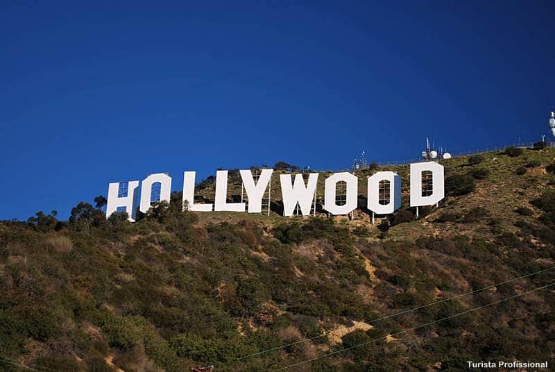 letras de Hollywood - O que fazer em Los Angeles: principais pontos turísticos