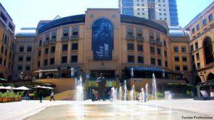 Praça Nelson Mandela Joanesburgo