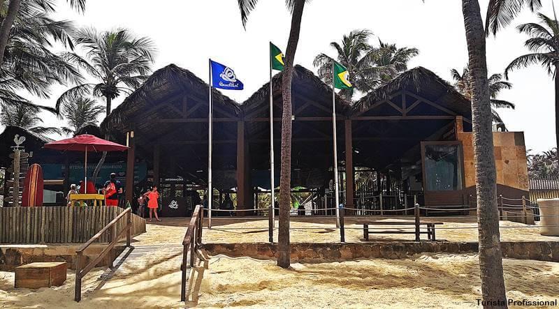 praia beach park - Dicas para visitar o Beach Park Fortaleza