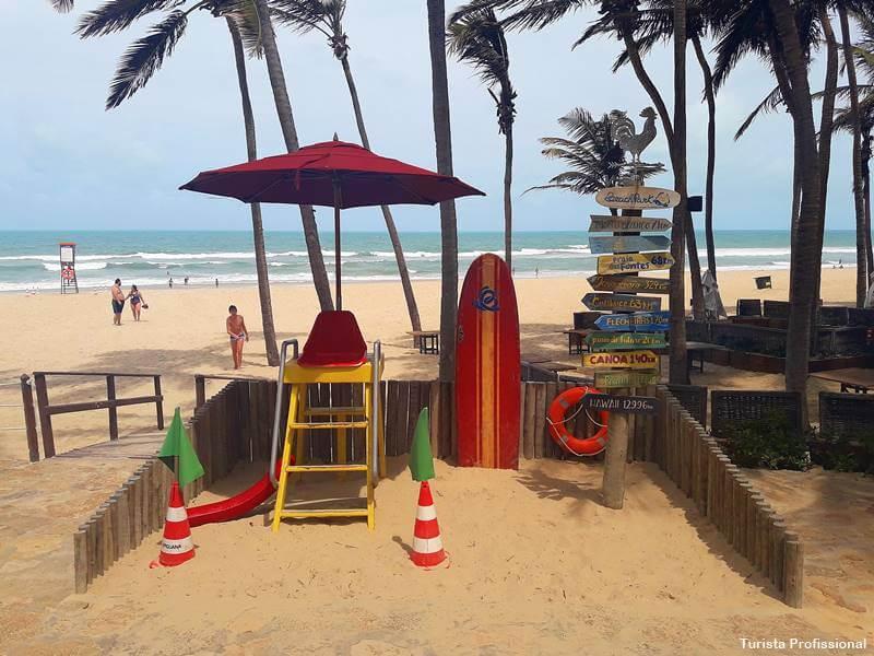 praia do beach park - Dicas para visitar o Beach Park Fortaleza