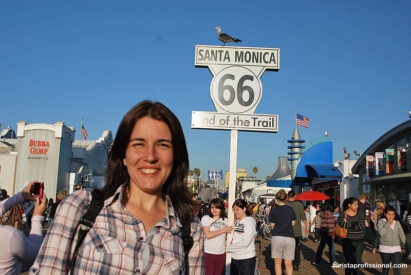 rota 66 - O que fazer em Los Angeles: principais pontos turísticos