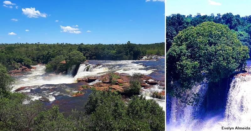 Cachoeira da Velha Jalapao - O que fazer no Jalapão: principais atrações