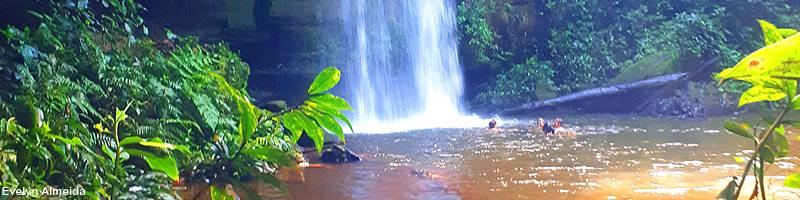 Cachoeira do Evilson - O que fazer no Jalapão: principais atrações