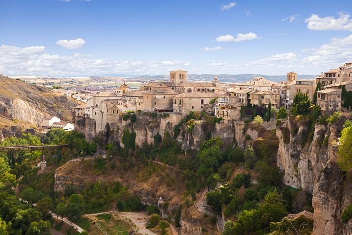 Cuenca bate e volta de Madrid - Passeios bate e volta de Madri