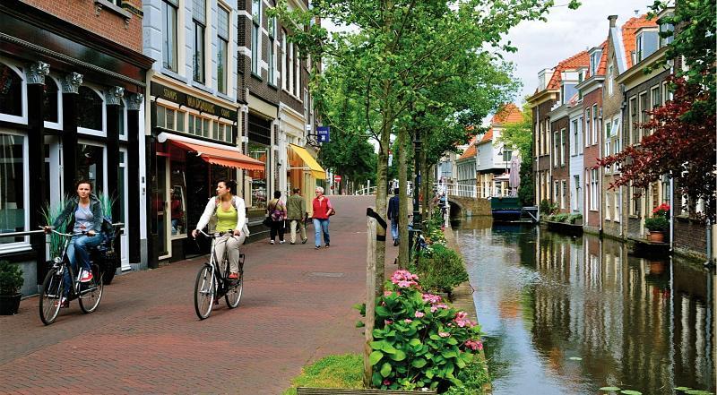 Delft - Cidades da Holanda para visitar além de Amsterdam
