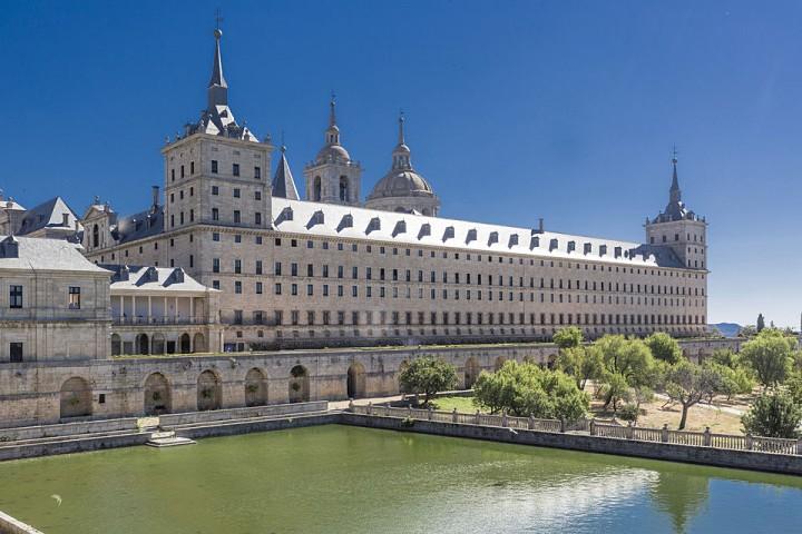 El Escorial - Passeios bate e volta de Madri