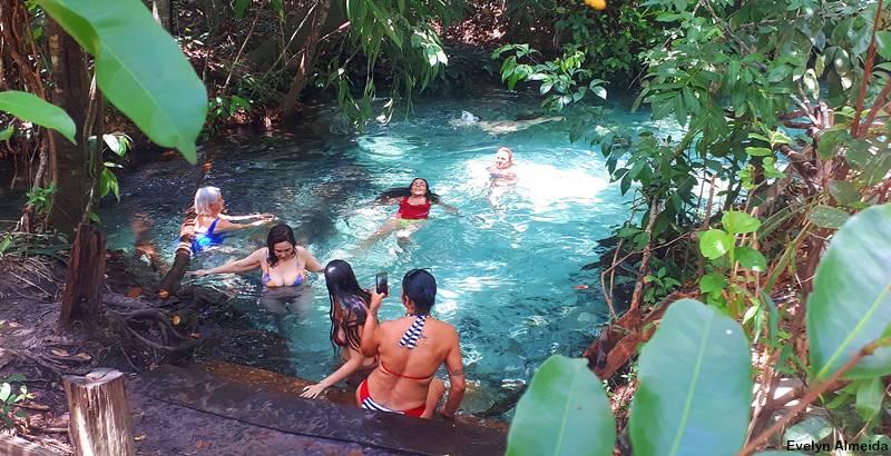 Jalapao Cachoeira do Formiga - O que fazer no Jalapão: principais atrações