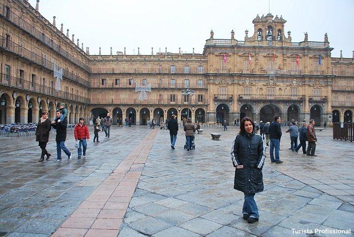 Salamanca - Passeios bate e volta de Madri